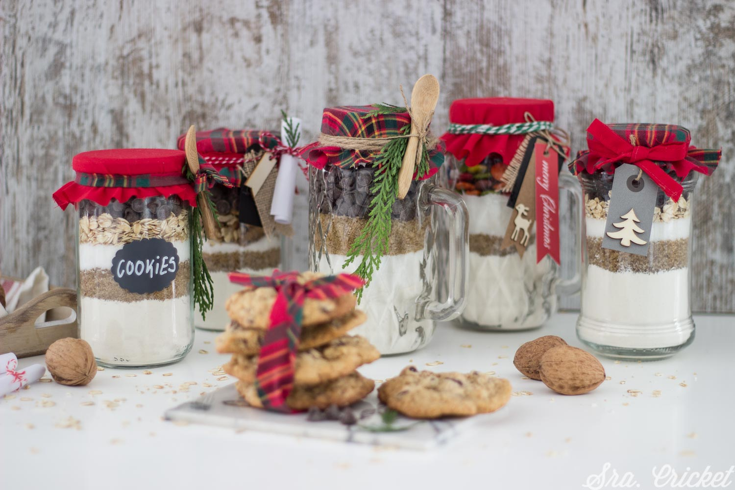 cookie jar mix tarro galletas